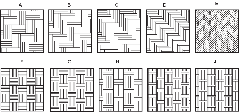 Herringbone Laminate Flooring Floor